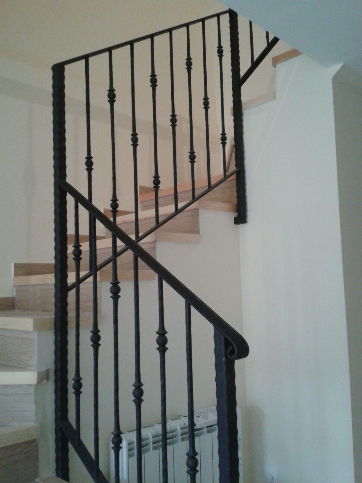 Barandillas Y Escaleras ~ Barandillas De Forja Para Escaleras De Interior